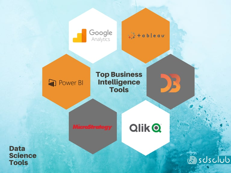 best data science tools business intelligence